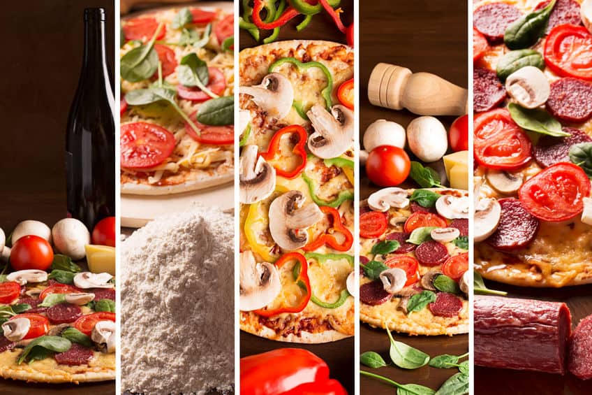 Pizza Recipes Featured Image