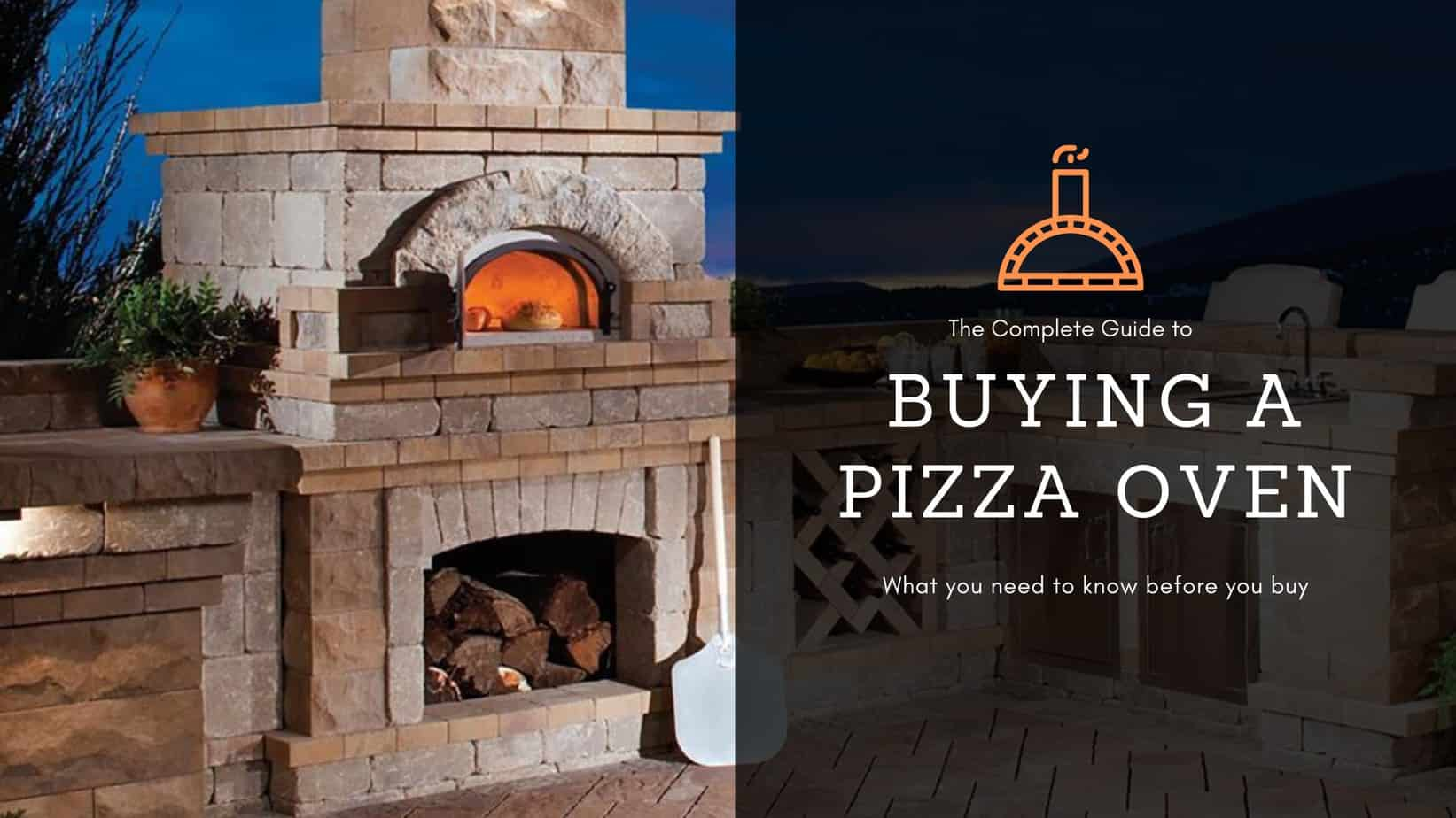 guide to buying a pizza oven image