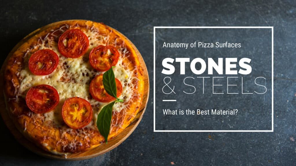 Pizza Stone Different Surfaces