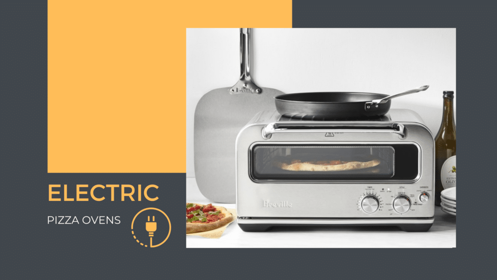 Recommended Electric Pizza Ovens